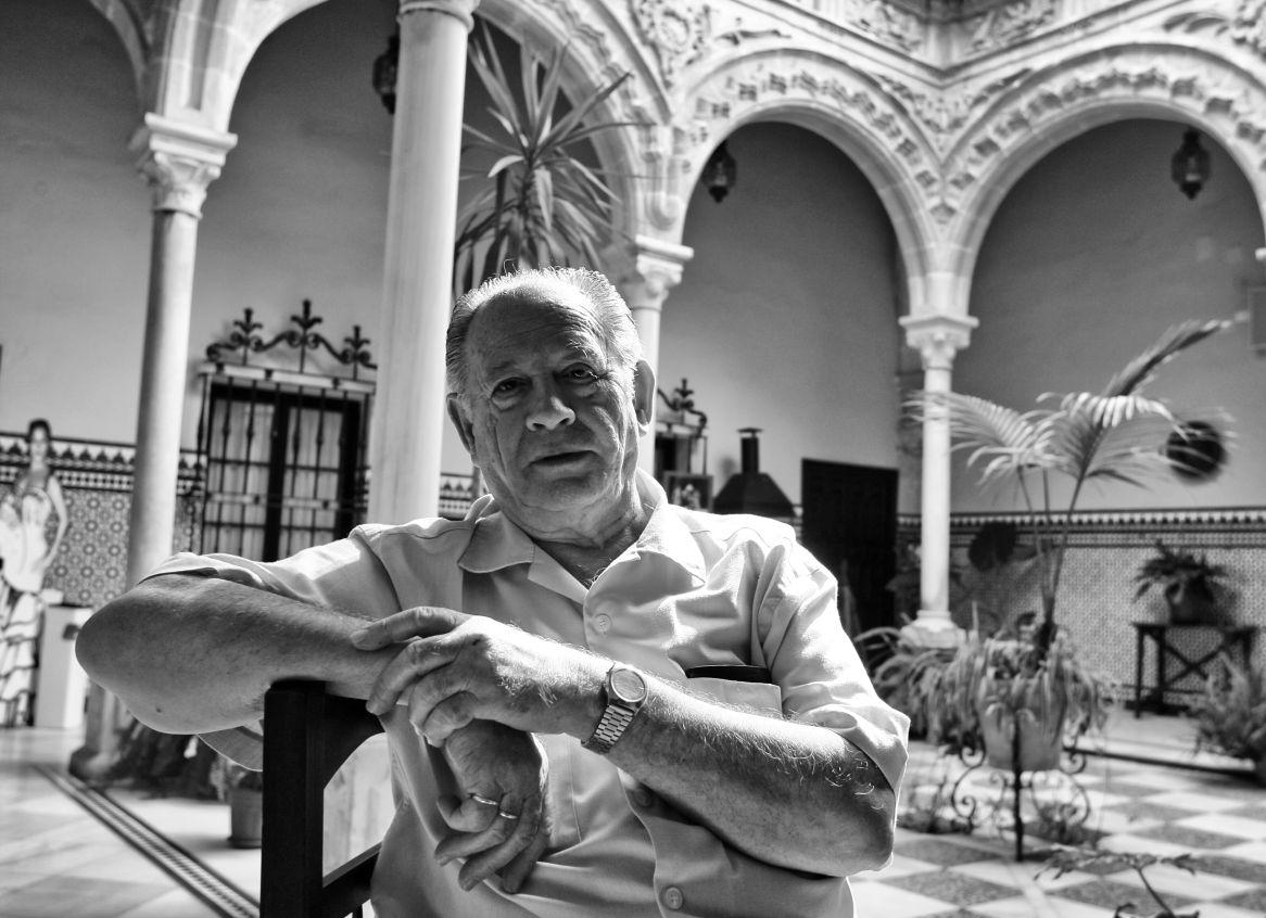 JUAN DE LA PLATA-RETRATO DE JUAN CARLOS TORO