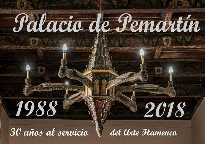 ALBUM-PALACIO PEMARTIN-30 AÑOS AL SERVICIO