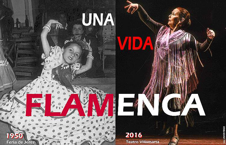 ANGELITA GOMEZ-UNA VIDA FLAMENCA