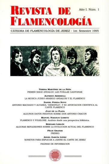 PORTADA- REVISTA DE FLAMENCOLOGIA 01